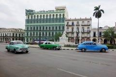 Havanna Cuba La Habana City Caribbean Kuba Stock Image