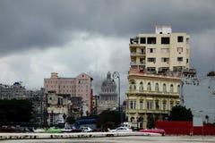Havanna Cuba La Habana City Caribbean Kuba Royalty Free Stock Images