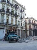 Havannacigarr - Kuba Arkivfoton