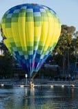 Havasu湖气球费斯特 库存照片