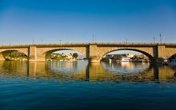 havasu bridżowy jezioro London Obraz Royalty Free