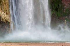 Havasu cai, cachoeiras em Grand Canyon, o Arizona Imagem de Stock Royalty Free
