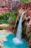 Havasu cai, cachoeiras em Grand Canyon, o Arizona Fotografia de Stock Royalty Free