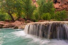 Free Havasu Canyon Cascade Royalty Free Stock Image - 71206306