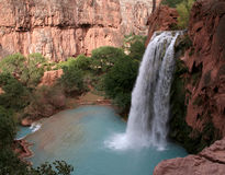 Havasu Falls Stock Photos