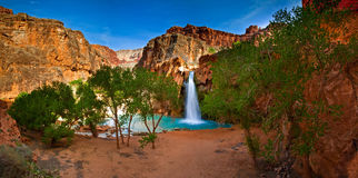 Free Havasu Falls Royalty Free Stock Photo - 22182485