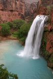 Havasu Falls royalty free stock photos