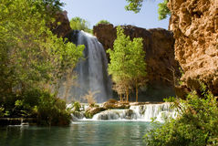 Free Havasu Falls Stock Photo - 29092070