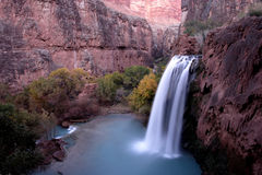 Havasu Falls Stock Photo