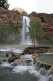 Havasu Falls, Arizona Royalty Free Stock Images
