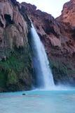Havasu falls. In an indian reservation near grand canyon royalty free stock photos