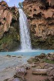 Havasu Falls stock photography