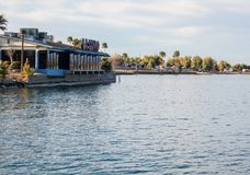 Havasu Landing Casino Resort. Reservation casino on Lake Havasu Royalty Free Stock Photos