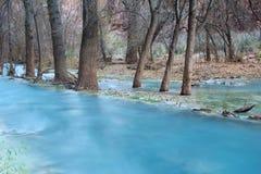Havasu river. A river in Havasu Canyon Royalty Free Stock Images