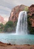 Havasu Wasserfall Stockfotos