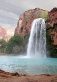 Havasu Waterfall Stock Photos