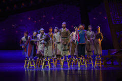 "Have almost come to expect-Dance drama ""The Dream of Maritime Silk Road"" Stock Images"