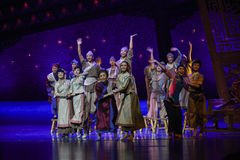 "Have almost come to expect-Dance drama ""The Dream of Maritime Silk Road"" Stock Photos"