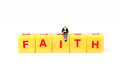Have faith Royalty Free Stock Photography