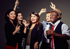 Have Fun! Live It Up! Royalty Free Stock Image