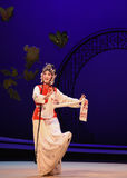 """Have the gift of the gab matchmaker-Kunqu Opera """"the West Chamber"""" Stock Photography"""
