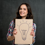 We have great ideas! royalty free stock images