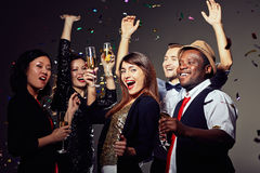 Have Happy New Year! Royalty Free Stock Photo