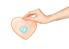 Have a heart. Stock Image