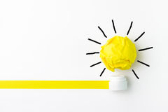 Have an idea Stock Image