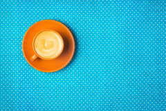 Have a nice day, good morning with cup of coffee Royalty Free Stock Image
