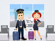 Have a nice trip! Royalty Free Stock Image