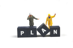 Always have a plan Stock Photos