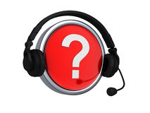Have a Question ... Contact Us Stock Photos