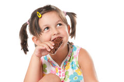Have a snack royalty free stock image