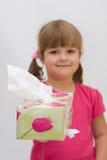 Have a tissue! Stock Photos