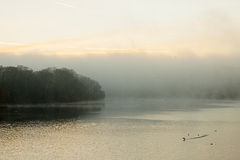 Havel fog Royalty Free Stock Photos
