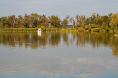 Havel In Brandenburg. Germany Royalty Free Stock Images