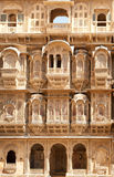 Haveli exterior Royalty Free Stock Images