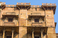 Haveli, India Royalty Free Stock Photos