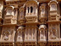 Haveli, Jaisalmer Fotografia Stock Libera da Diritti