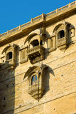 Haveli in Jaisalmer, Rajasthan, India Royalty Free Stock Photo