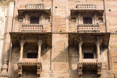 Haveli (mansion), India Royalty Free Stock Image