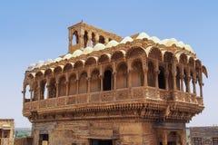 Haveli Moti Mahal Jaisalmer India Stock Photo