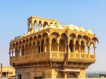 Haveli Moti Mahal in Jaisalmer Stock Image