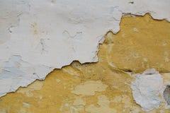 Haveloze muur Royalty-vrije Stock Foto's