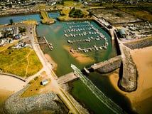 haven Royalty-vrije Stock Afbeeldingen