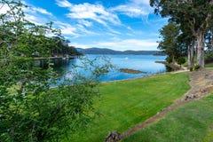 Haven Arthur Historic Site - Tasmanige - Australië Stock Foto's