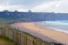 Haven in Bretagne, Frankrijk Stock Afbeelding
