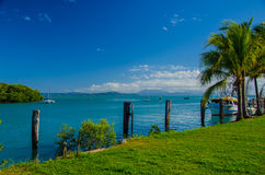 Haven Douglas, Queensland, Australië Stock Foto