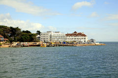 The Haven hotel, Sandbanks, Dorset. Stock Images